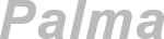 Logo automoviles palma gris
