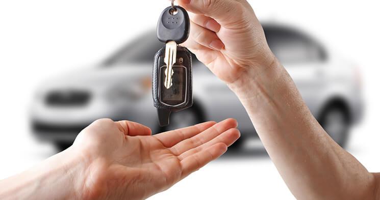 recogida y entrega de vehículos
