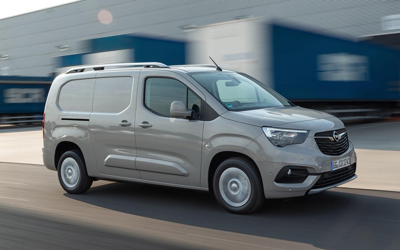 Opel Combo Cargo XL