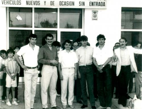 36 Aniversario de Automóviles Palma