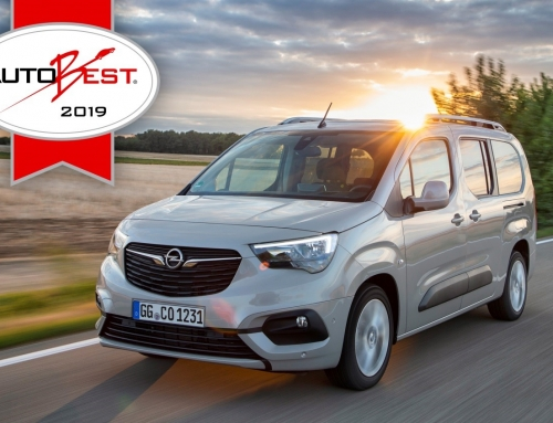 "Gala AUTOBEST: el Opel Combo Life es la ""Mejor compra de coche en Europa 2019"""