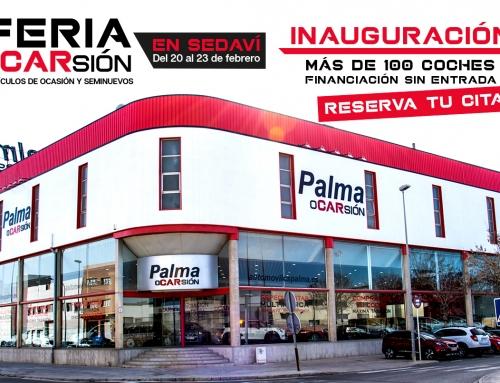 Automóviles Palma inaugura la segunda instalación de Palma oCARsión en la Pista de Silla