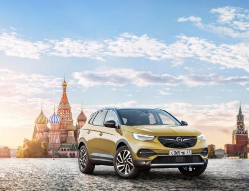 Opel regresa a Rusia