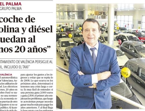 """""""Al coche de gasolina y diésel le quedan al menos 20 años"""" – Manuel Palma en """"DE AQUÍ Valencia"""""""