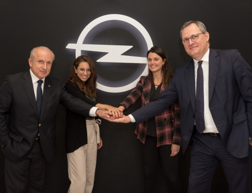 Opel se suma al reto '100.000 Meriendas Solidarias' a través de sus controles visuales gratuitos